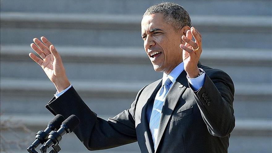 Obama anuncia el envío de hasta 300 asesores militares a Irak