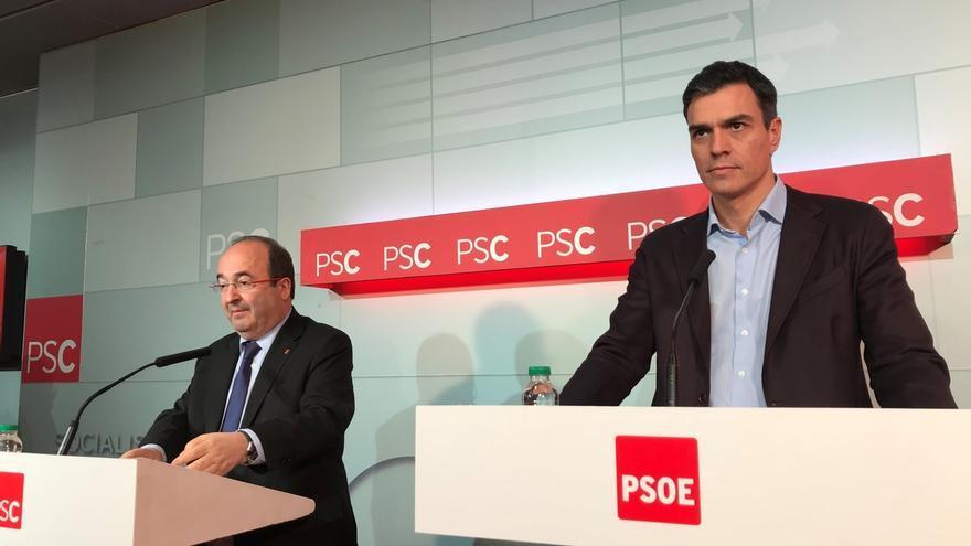 """Iceta: """"No hemos generado suficiente confianza en sectores populares no independentistas"""""""
