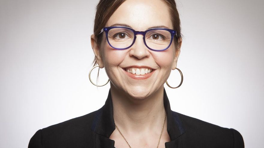 Shannon Vallor, de la Fundación para la Robótica Responsable/Foto cedida por Vallor