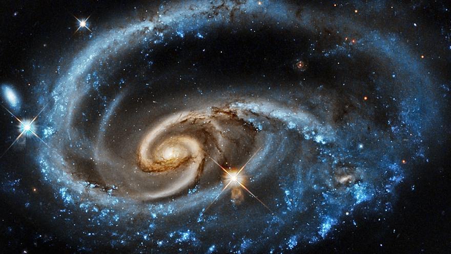 Crédito: NASA, ESA, Hubble, HLA. Autor: Domingo Pestana.