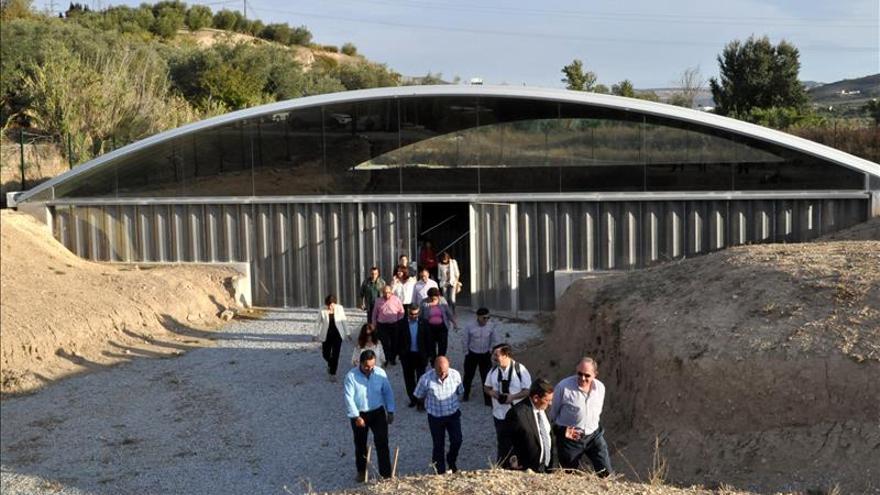 Salar (Granada) abre un centro interpretación para difundir su legado romano
