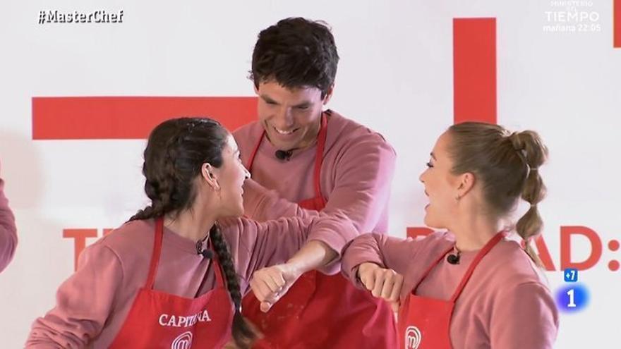 Ana, Luna y Alberto, primeros semifinalistas