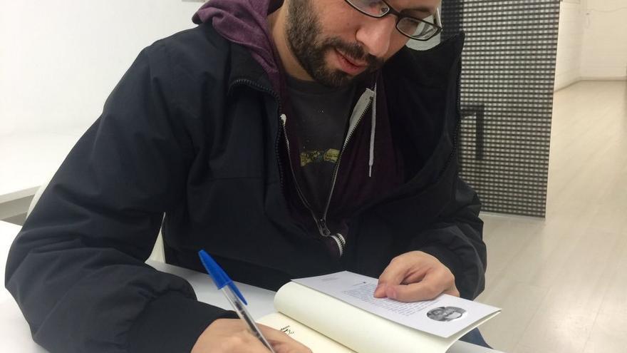 Laurence Schimel autor de 'Una barba para dos'.