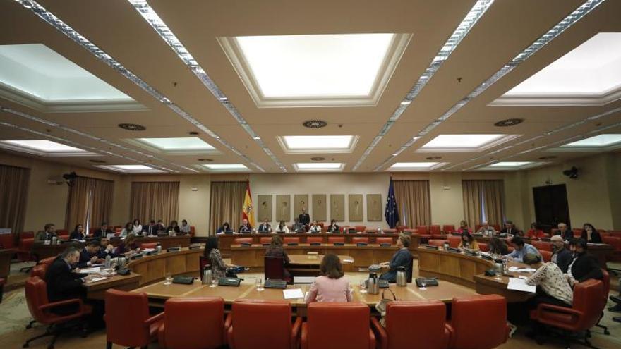 Diputación Permanente del Congreso