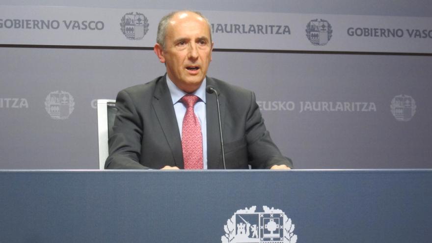 """Gobierno vasco cree """"intolerables e inadmisibles"""" los actos violentos y exige a Sortu que """"condene con contundencia"""""""