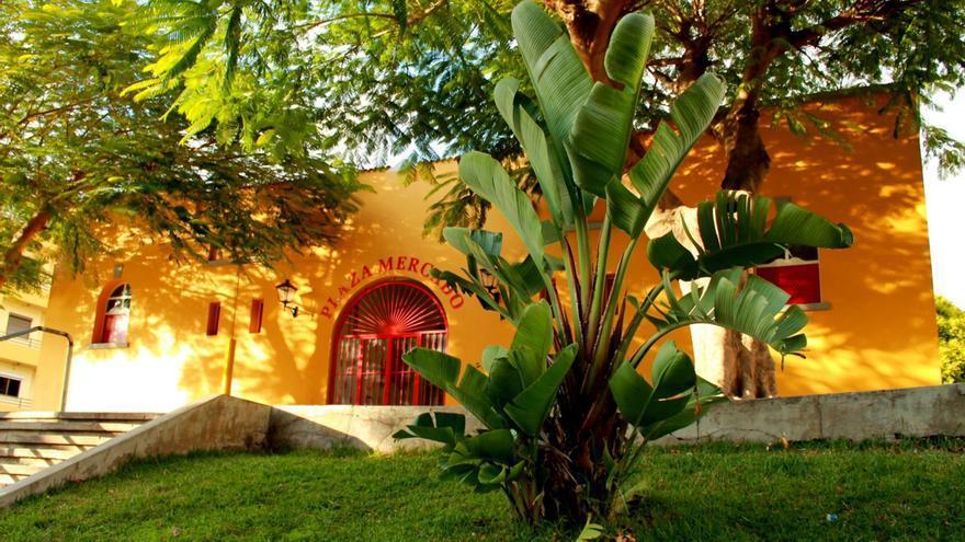 Foto de archivo del Mercado Municipal de Los Llanos de Aridane. Foto: palmerosenelmundo.com