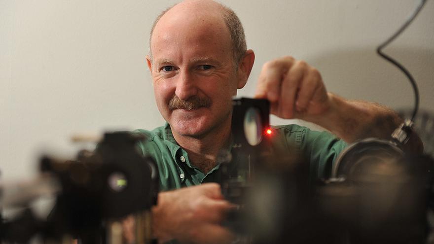 El investigador Rafael Yuste.