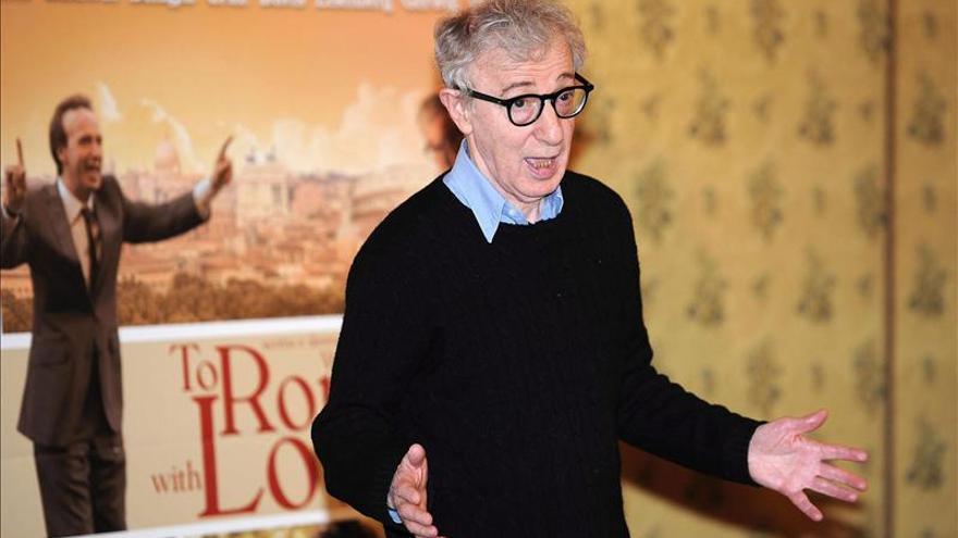 Una española, artífice del armario de Woody Allen
