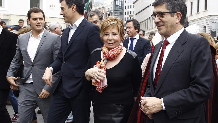 """Villalobos ve """"antidemocrático"""" que Monedero culpe a los mayores de la victoria del PP"""
