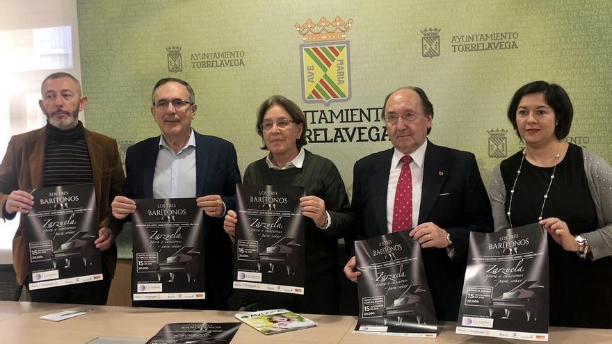 El TMCE acoge el día 15 un concierto solidario de ópera y zarzuela en favor de AFA Cantabria