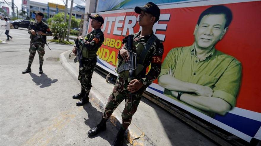 El presidente electo Duterte quiere reimplantar la pena de muerte en Filipinas