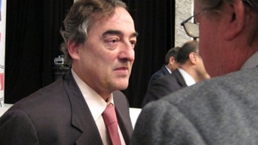 Presidente De CEOE, Juan Rosell