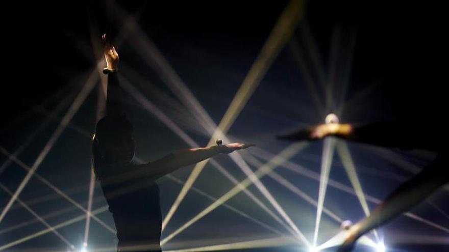 """Sónar presenta """"Phosphere"""", un espectáculo inmersivo del artista Daito Manabe"""