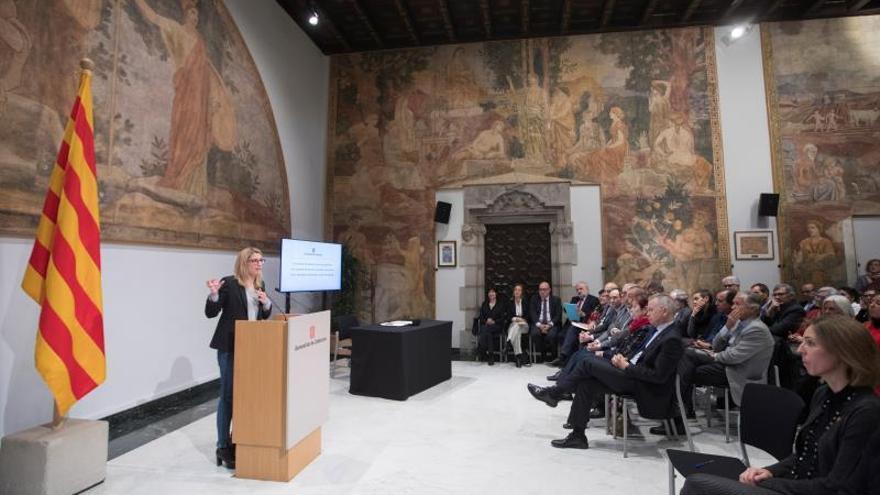 Las universidades catalanas agilizan el cambio de los estudios a las víctimas de violencia de género