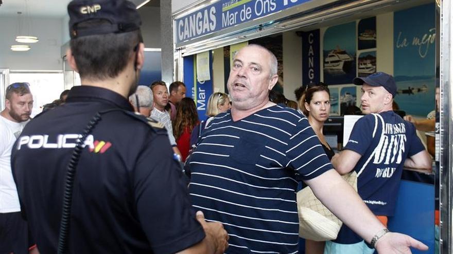 Controversia en la venta de billetes a las Cíes, al superarse el cupo de visitantes