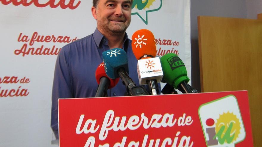 """Maíllo advierte de que Podemos tendrá la """"responsabilidad histórica"""" de no haber querido converger con IU"""