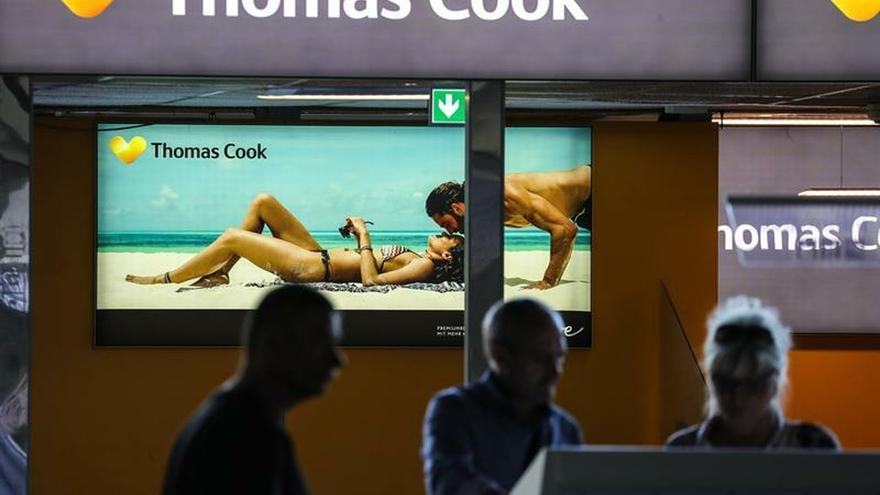 Thomas Cook colapsa tras fracasar las negociaciones de emergencia