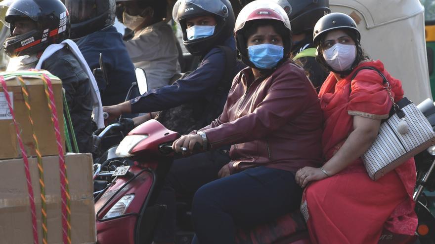 La India supera los 9 millones de infecciones de COVID-19