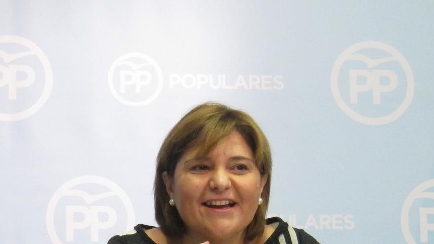 """Bonig expresa su """"respeto"""" a la decisión de Aznar, """"una figura muy importante en el PP y en España"""""""