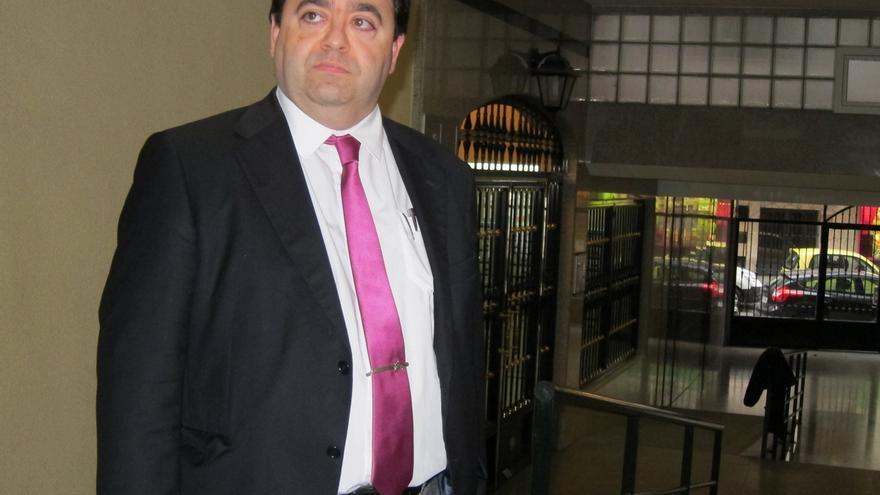 """Rafael Delgado (UPyD) asegura que un acuerdo con Ciudadanos """"habría que tomarlo con absoluta normalidad"""""""