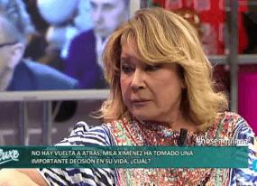 El caché de Mila Ximénez, la mejor pagada de 'Supervivientes'